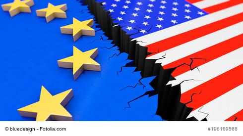Krise zwischen Europa und USA