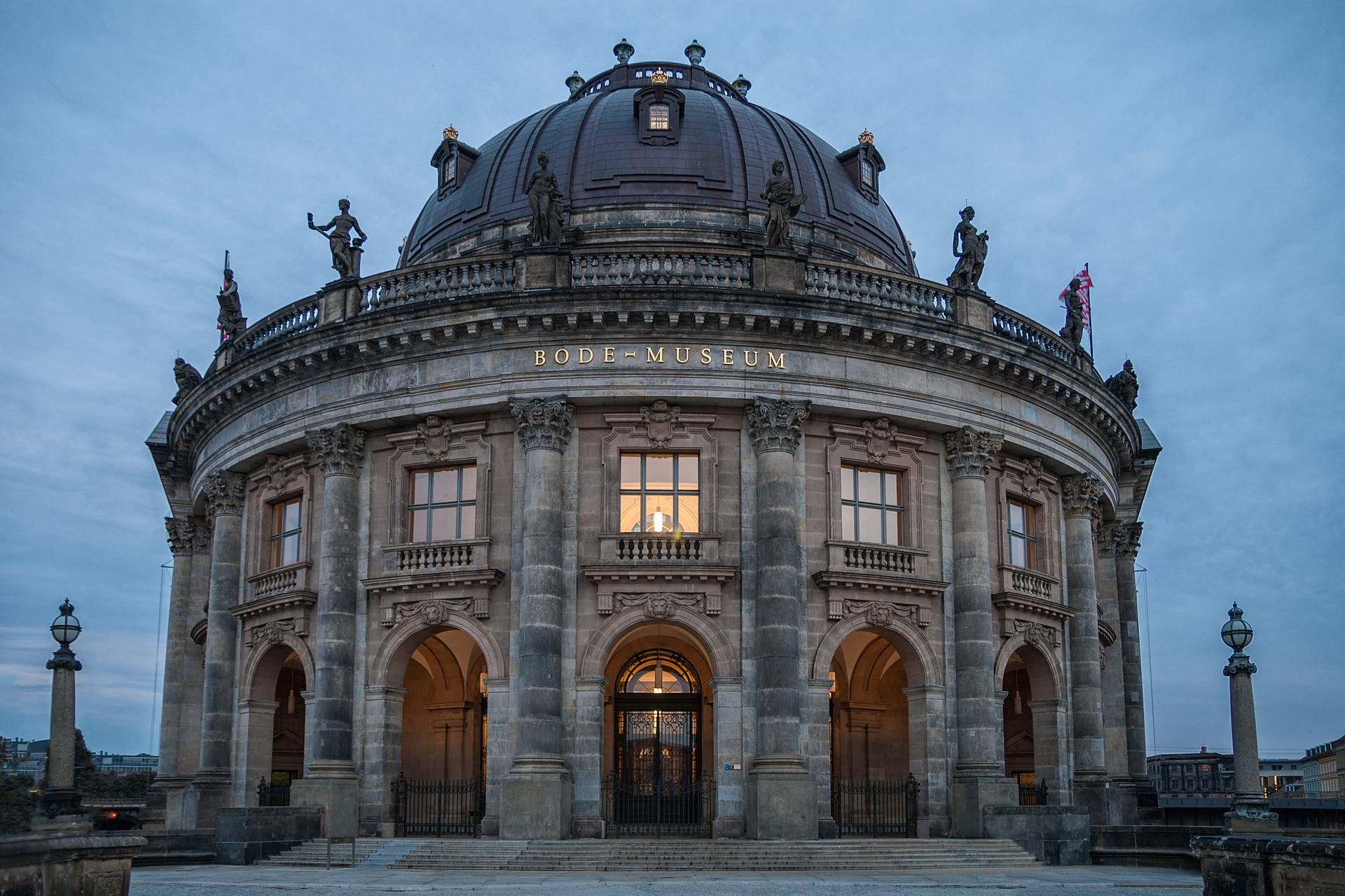Prozess um den Coup im Bode-Museum