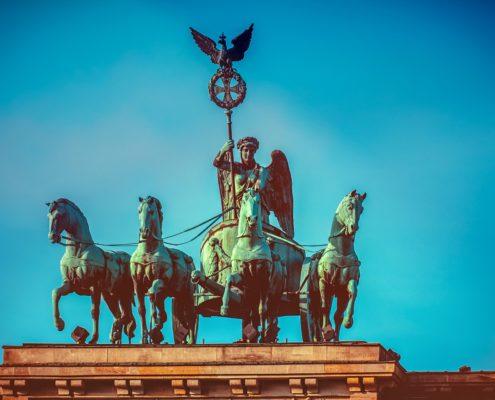 Stippvisite in Berlin