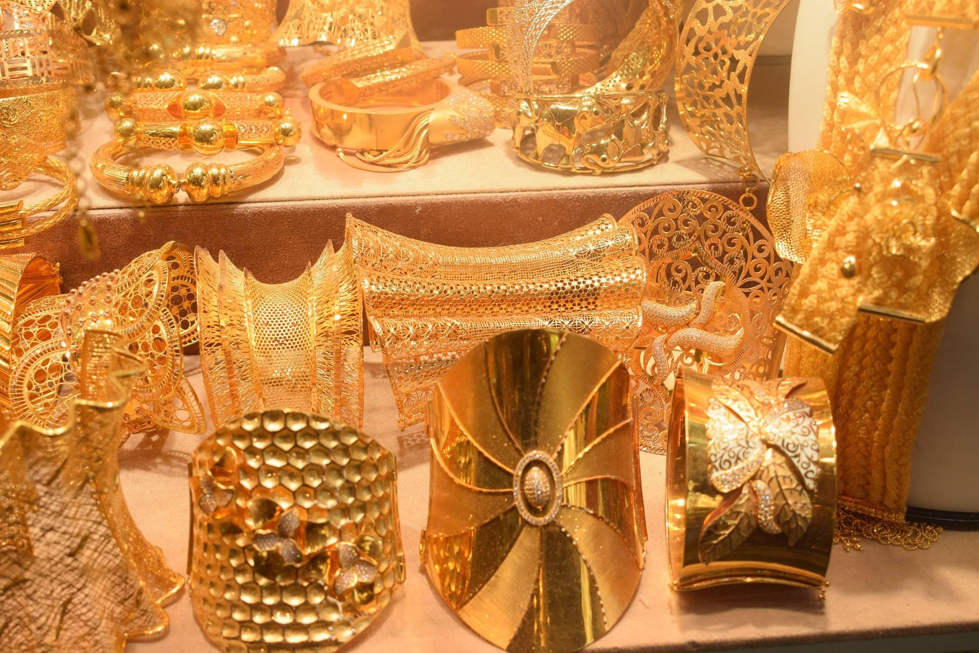 Indien Gold