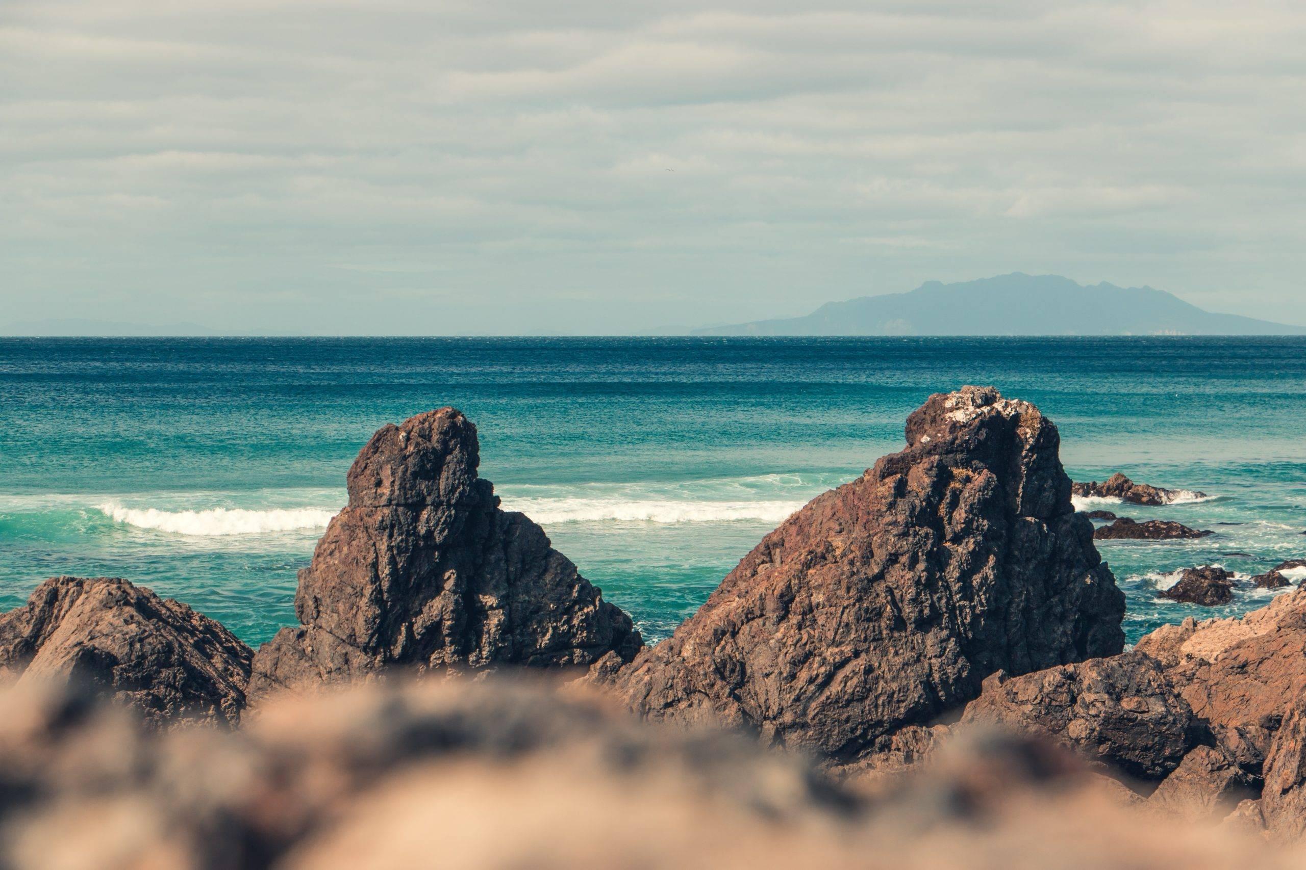 Goldsuche auf Pazifikinsel