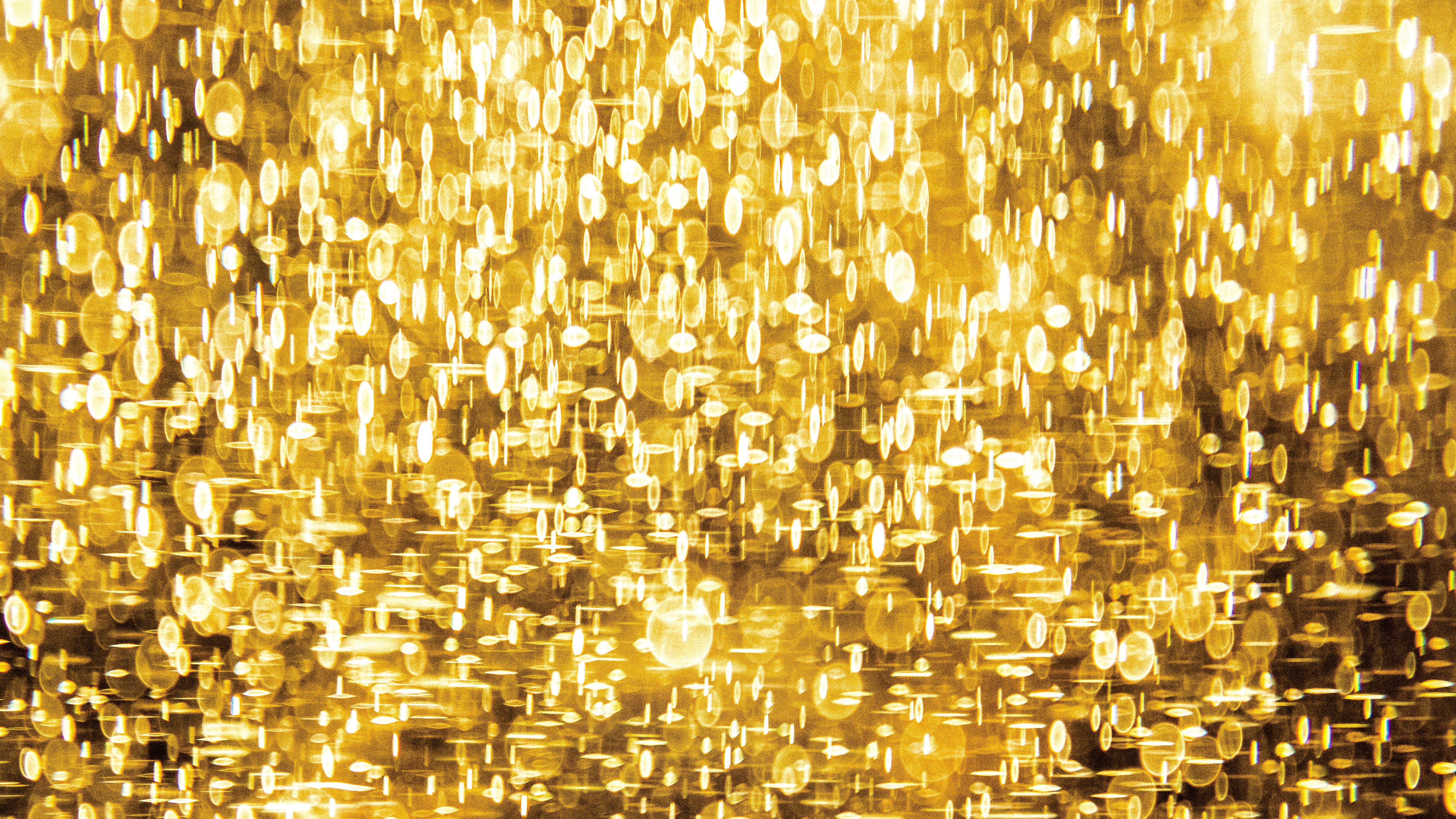 Goldenes Klo
