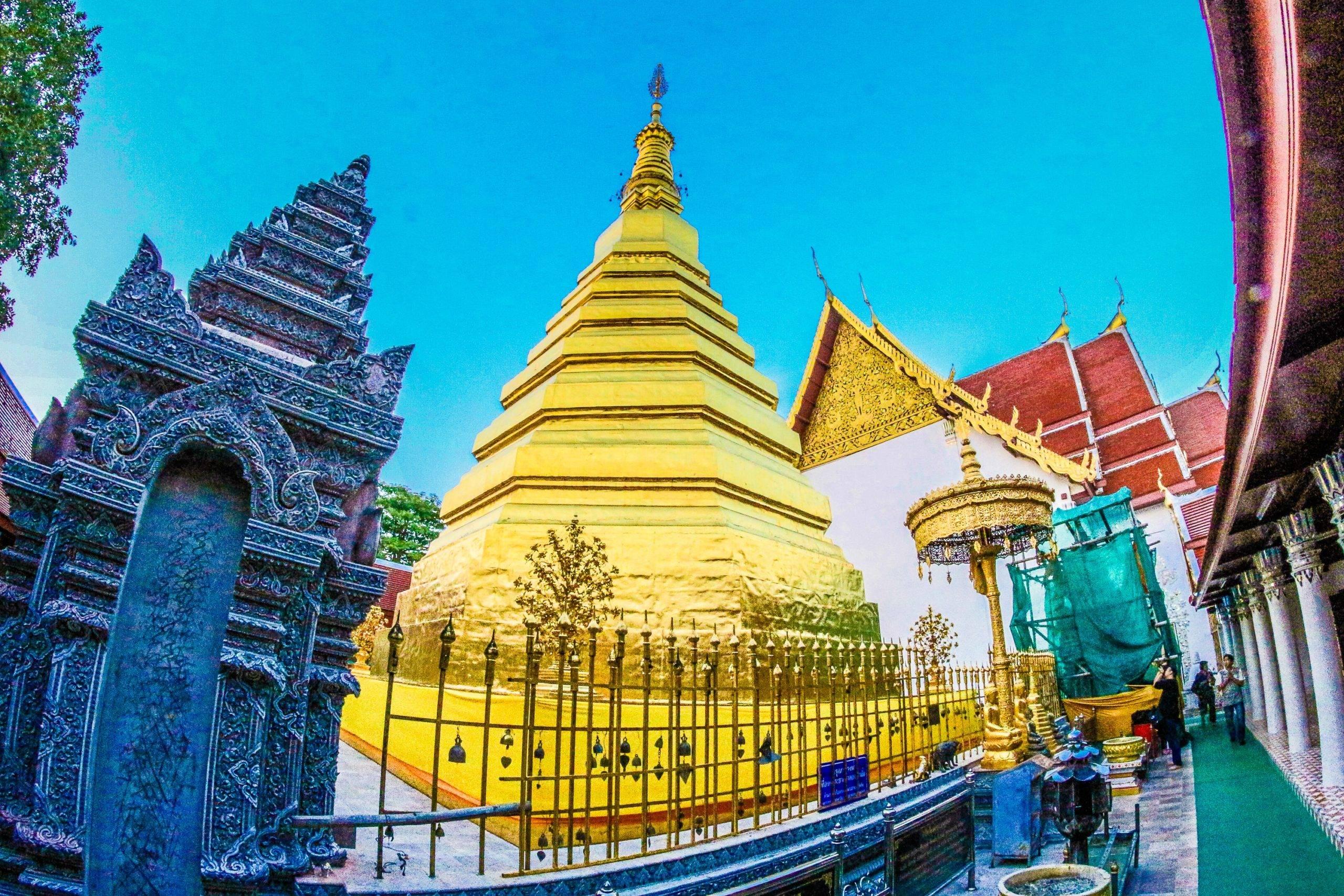 Goldene Tage in Asien
